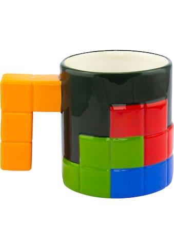 Paladone Dekobecher »Tetris 3D Becher« kaufen