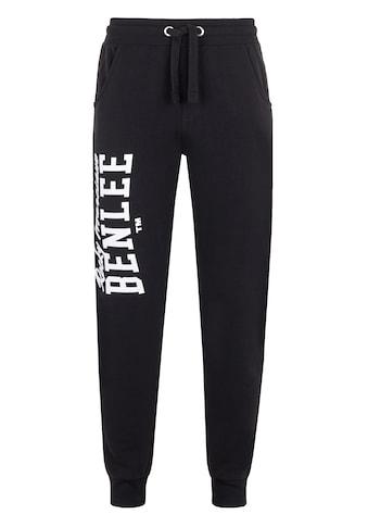 Benlee Rocky Marciano Sweathose mit Markendruck am Bein »PATERSON« kaufen