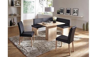 SCHÖSSWENDER Eckbankgruppe »Anna« (Set, 5 - tlg) kaufen