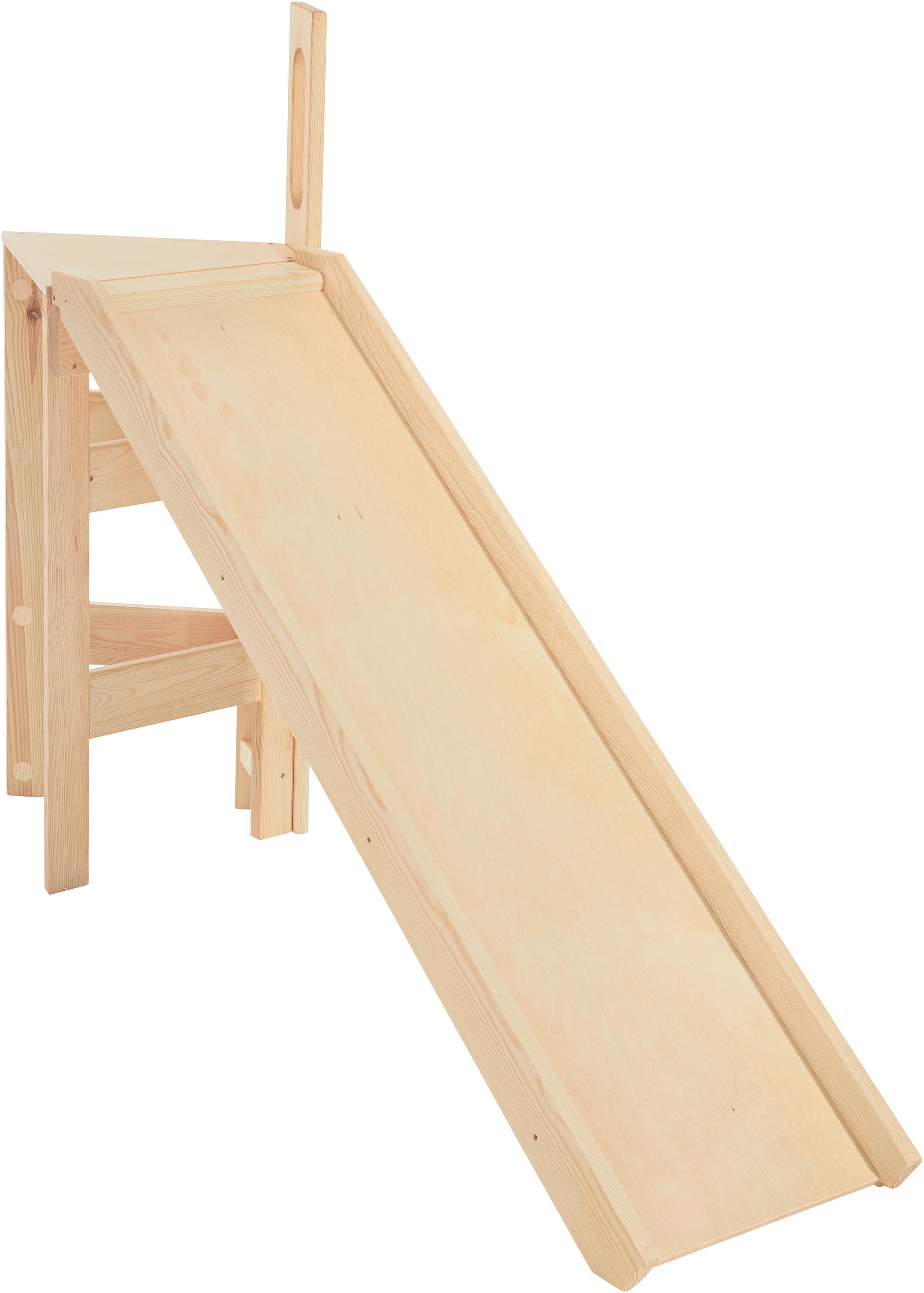 Silenta Indoor-Rutsche beige Kinder Kinderbetten Kindermöbel