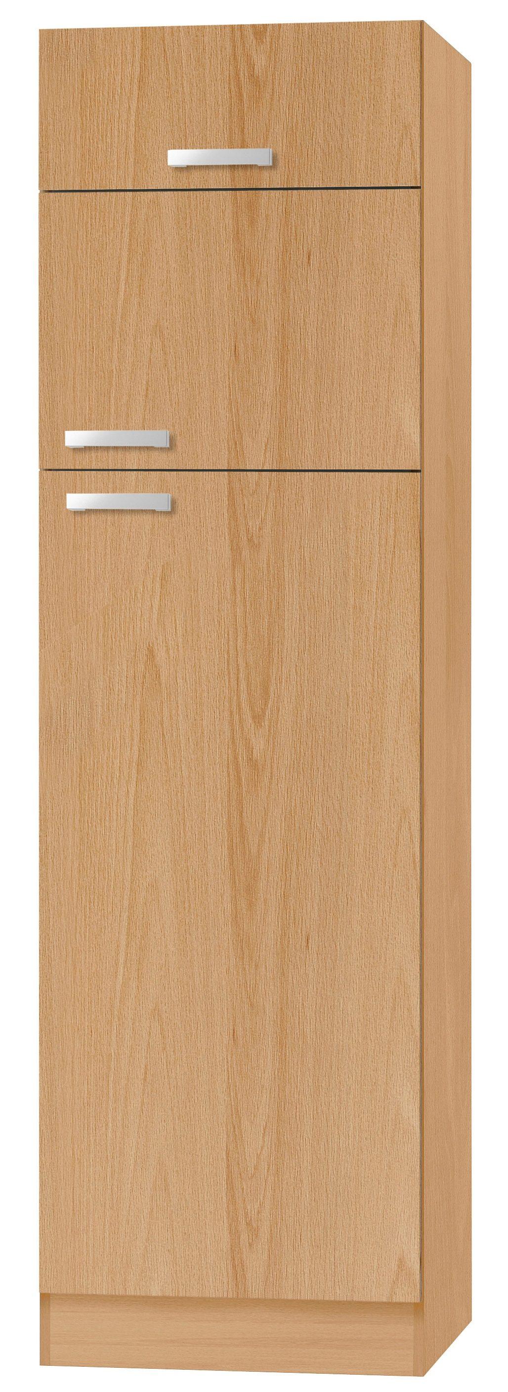 Kühlumbauschrank OPTIFIT Odense | Küche und Esszimmer > Küchenschränke > Umbauschränke | Nachbildung - Melamin | Optifit