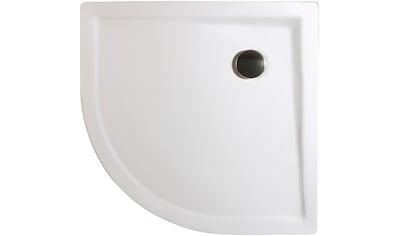 Schulte Duschwanne, extra flach, 90 x 90 cm, Verstellbereich Füße 90-120 mm kaufen