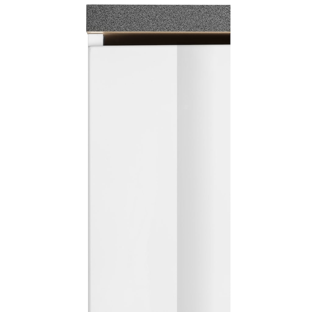 HELD MÖBEL Küchenzeile »Trient«, ohne E-Geräte, Breite 300 cm
