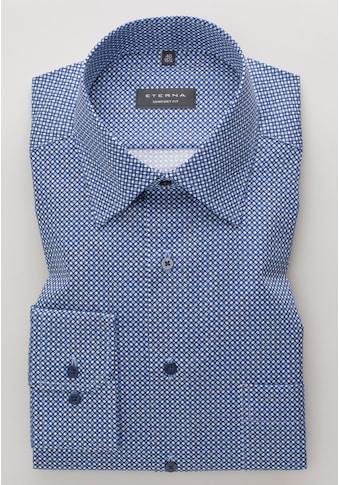 Eterna Businesshemd »COMFORT FIT«, Print-Langarmhemd kaufen
