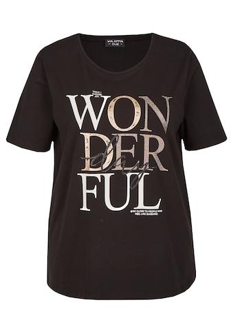 VIA APPIA DUE Print - Shirt kaufen