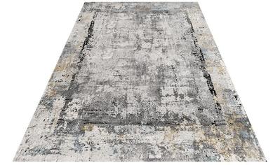 Festival Teppich »Bodrum 905«, rechteckig, 8 mm Höhe, Kurzflor kaufen