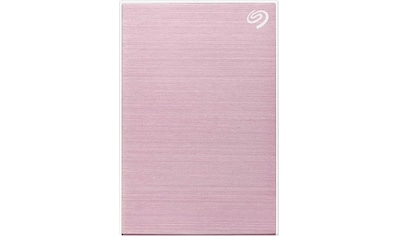 Seagate externe HDD-Festplatte »One Touch Portable Drive 2TB«, Inklusive 2 Jahre Rescue Data Recovery Services kaufen