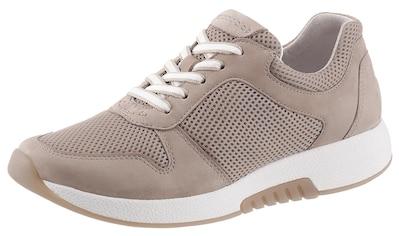 Gabor Rollingsoft Keilsneaker, in sommerlichem Materialmix kaufen