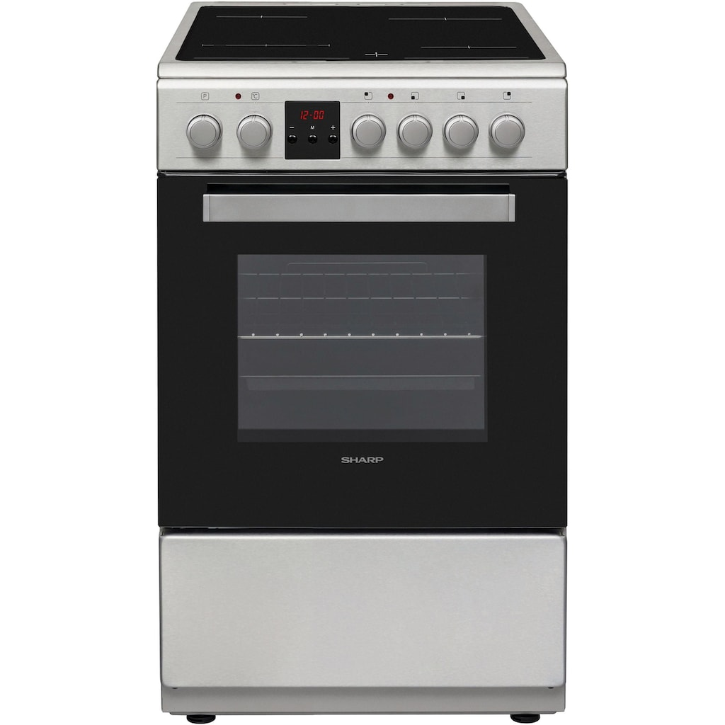 Sharp Elektro-Standherd »KF-56VDD19I-DE«