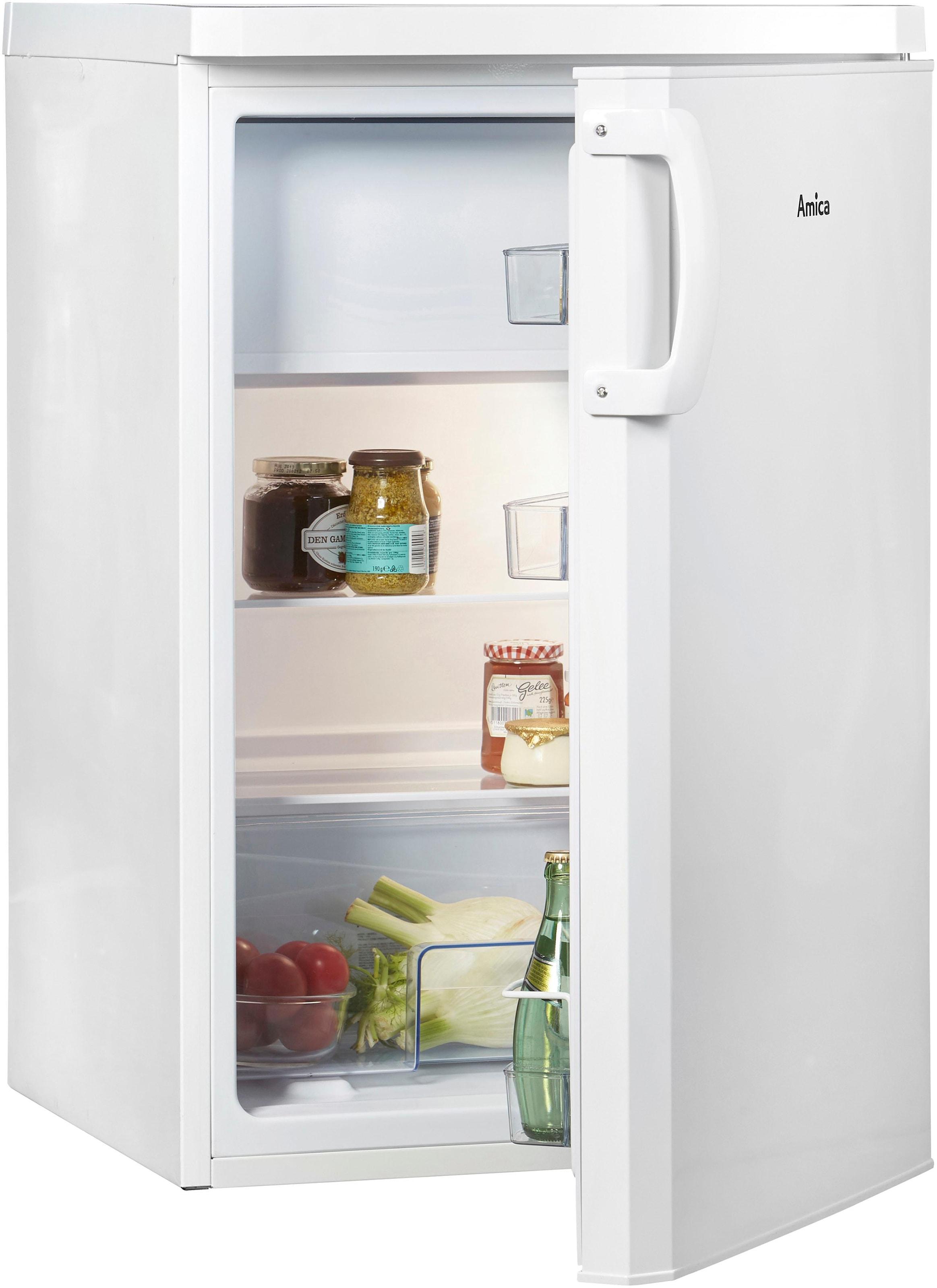 Amica Kühlschrank 50 Cm : Kühlschrank mit gefrierfach amica ks y bei hornbach kaufen