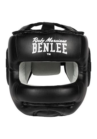 Benlee Rocky Marciano Kopfschutz aus Kunstleder »FACESAVER« kaufen