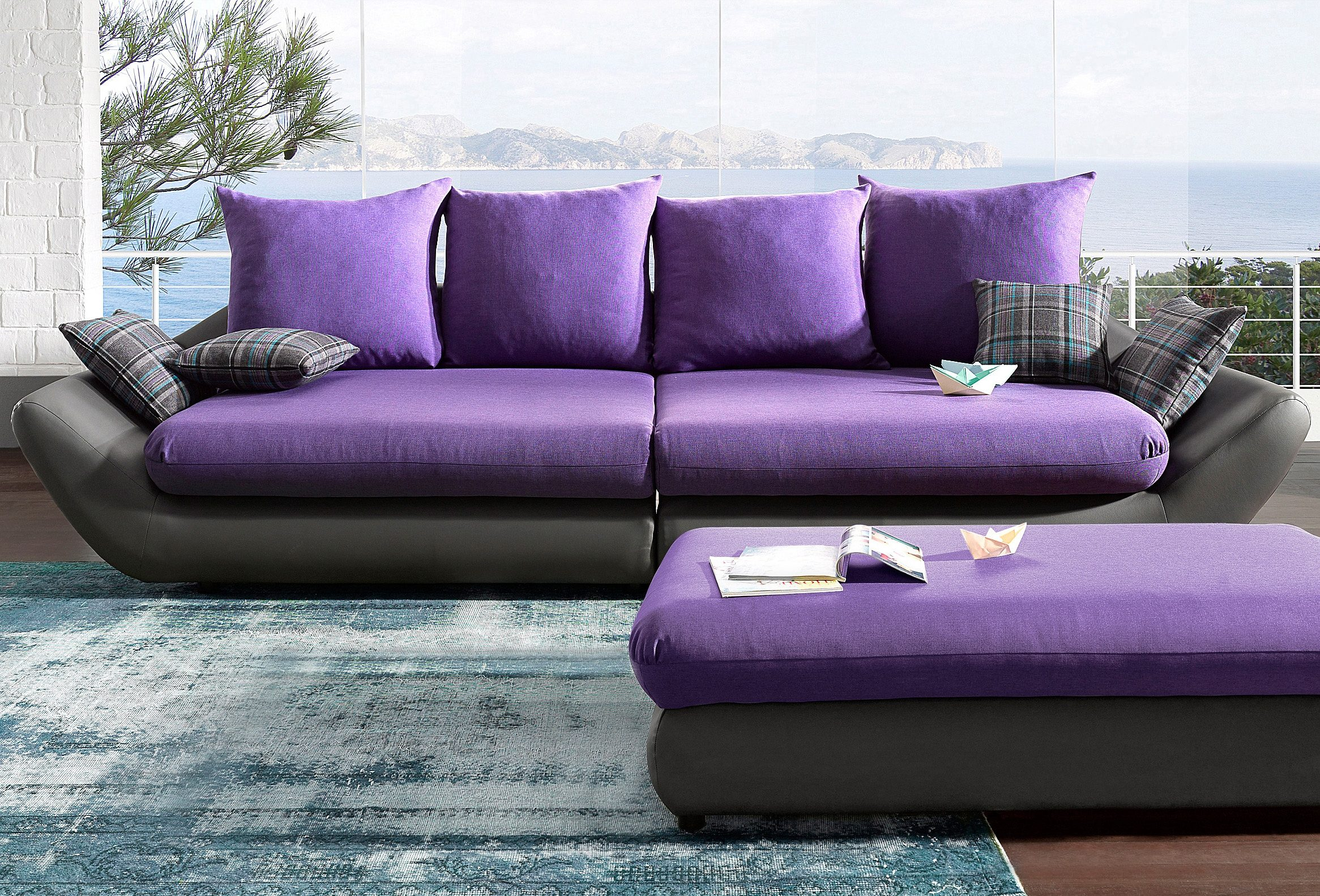 Trendfabrik Big-Sofa