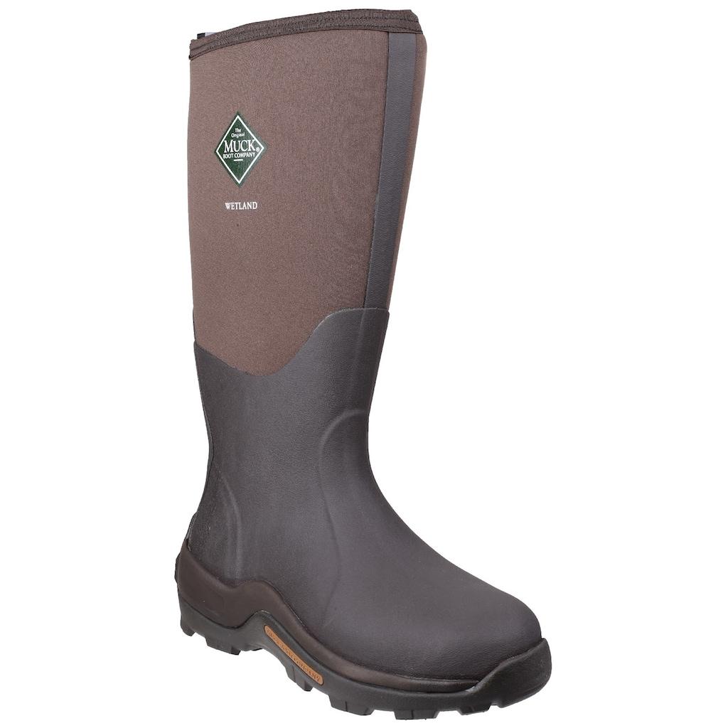 Muck Boots Gummistiefel »Unisex Wetland Hi«