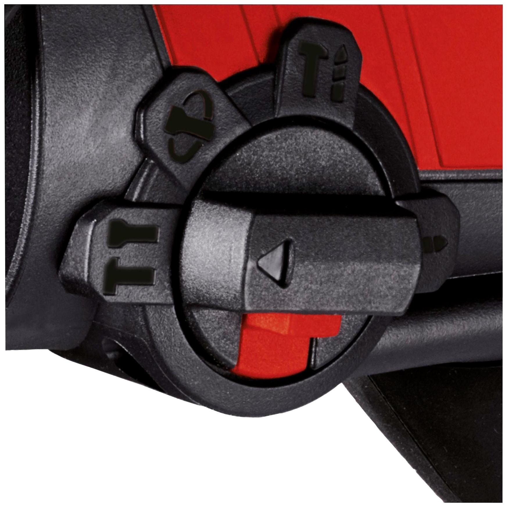 Einhell Bohrhammer TE-RH 26 4F rot Bohrhämmer Werkzeug Maschinen
