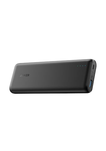 Anker Powerbank »PowerCore Speed 20000 PD 20100mAh Powerbank«, Mit Power Delivery. kaufen