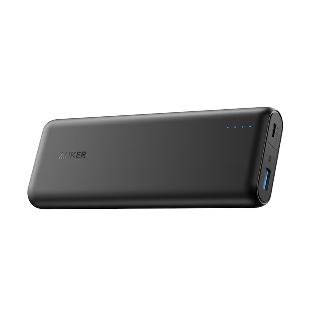 Anker Powerbank »PowerCore Speed 20000 PD 20100mAh Powerbank«, Mit Power Delivery.