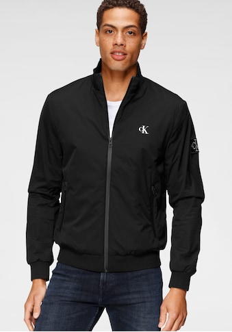 Calvin Klein Jeans Blouson »PADDED ZIP UP HARRINGTON« kaufen