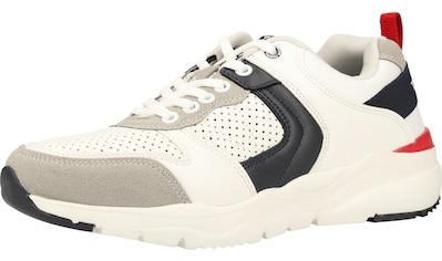 TOM TAILOR Sneaker »Lederimitat/Textil« kaufen