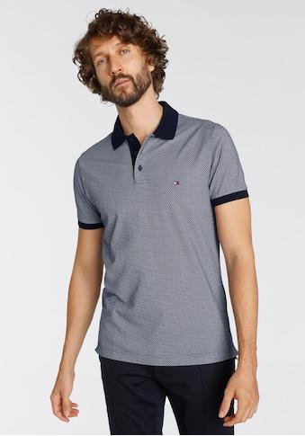 Tommy Hilfiger Poloshirt »Micro Print« kaufen
