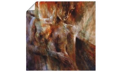 Artland Wandbild »Karla V«, Frau, (1 St.), in vielen Größen & Produktarten - Alubild / Outdoorbild für den Außenbereich, Leinwandbild, Poster, Wandaufkleber / Wandtattoo auch für Badezimmer geeignet kaufen