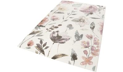 Teppich, »Summer Breeze«, Wecon home, rechteckig, Höhe 13 mm, maschinell gewebt kaufen