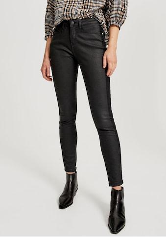 OPUS Stretch-Jeans »Emily«, mit beschichteter Oberfläche kaufen