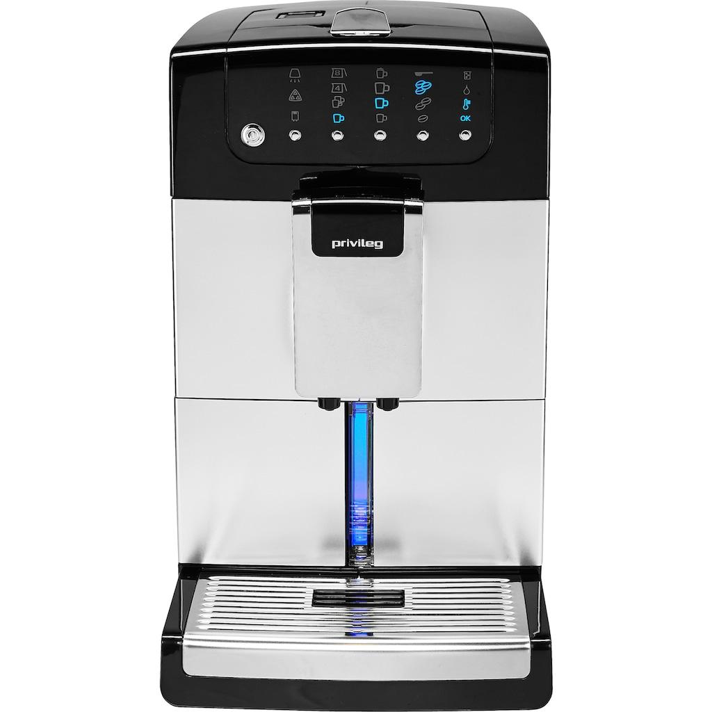 Privileg Kaffeevollautomat »Kegelmahlwerk«, mit Kannenfunktion