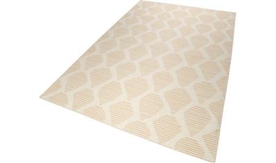 Wollteppich, »Rainns Kelim«, Esprit, rechteckig, Höhe 4 mm, handgewebt kaufen