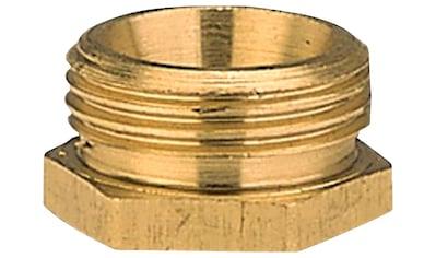 GARDENA Reduzierstück »7270-20«, Messing, 26,5 mm (G 3/4)-Außen / 21 mm (G 1/2)-Innen kaufen