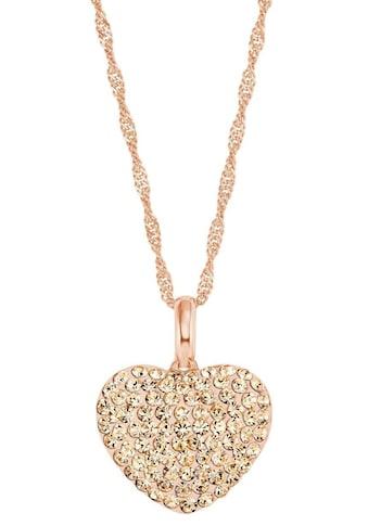 Amor Kette mit Anhänger »Herz, 9207855« kaufen
