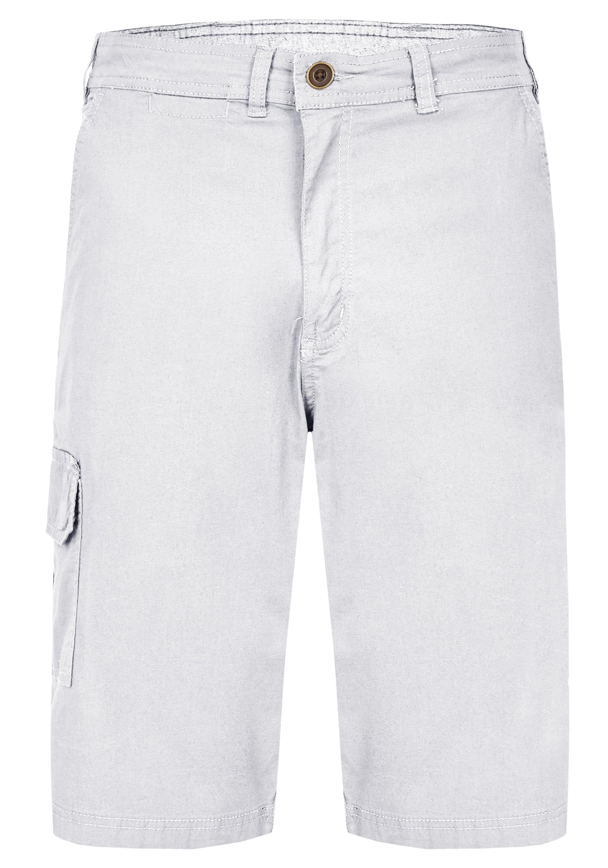 Hajo Bermuda | Bekleidung > Shorts & Bermudas > Bermudas | Weiß | Elasthan | Hajo