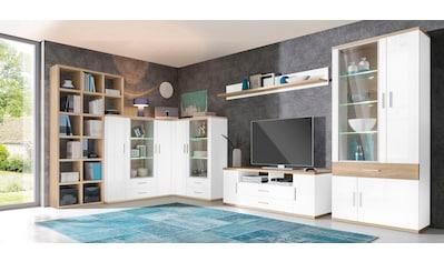 Wohnwände Günstig Online Auf Rechnung Raten Kaufen Baur