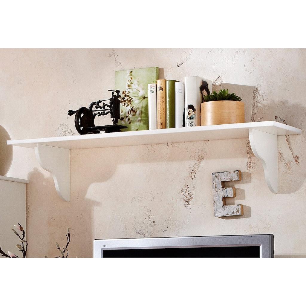 Home affaire Wandboard »Mexico«, aus schönem massivem Kiefernholz, in unterschiedlichen Farbvarianten erhältlich