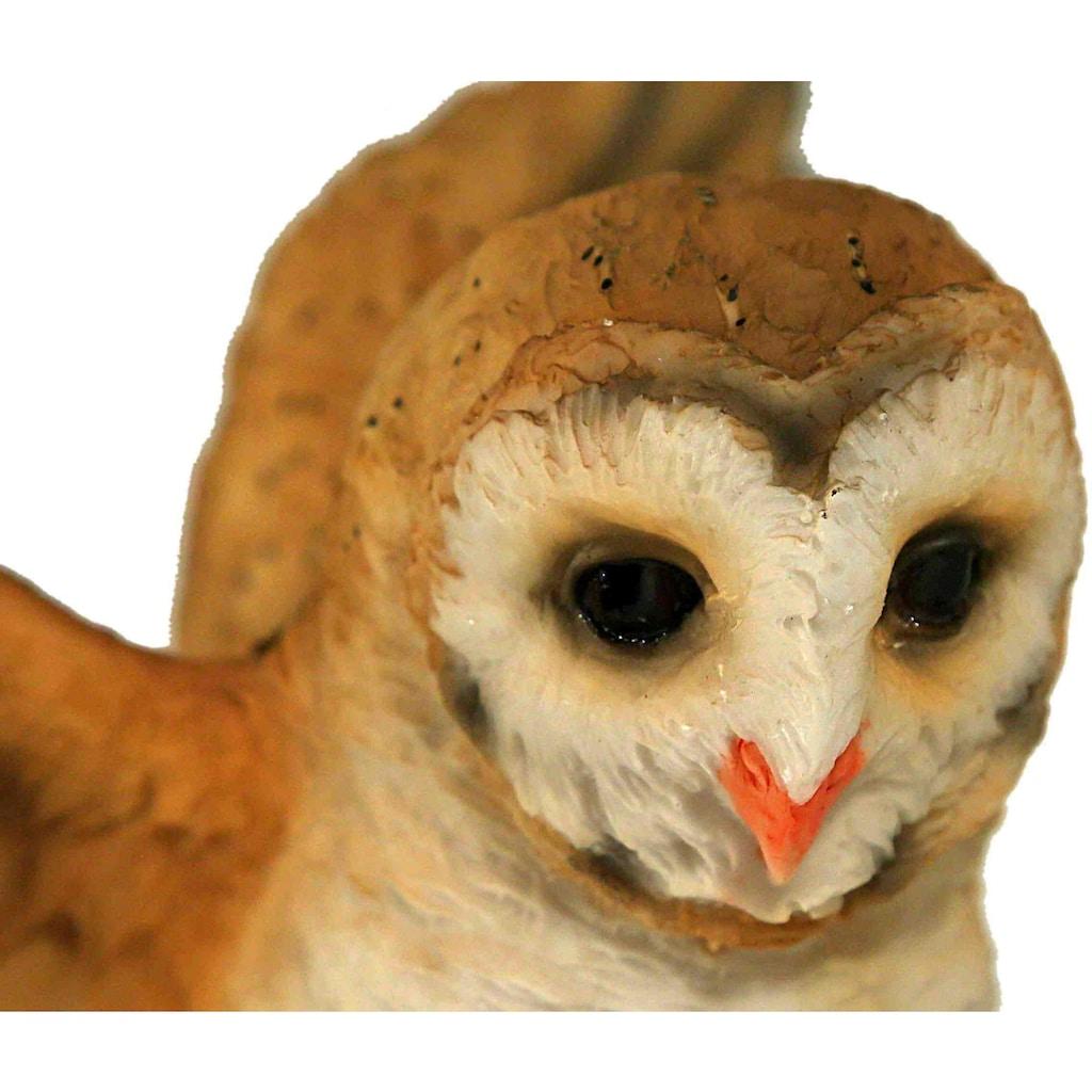 Casa Collection by Jänig Tierfigur »Eule mit gestreckten Flügeln«