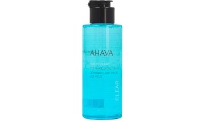 AHAVA Augen-Make-up-Entferner »Time To Clear Eye Makeup Remover« kaufen