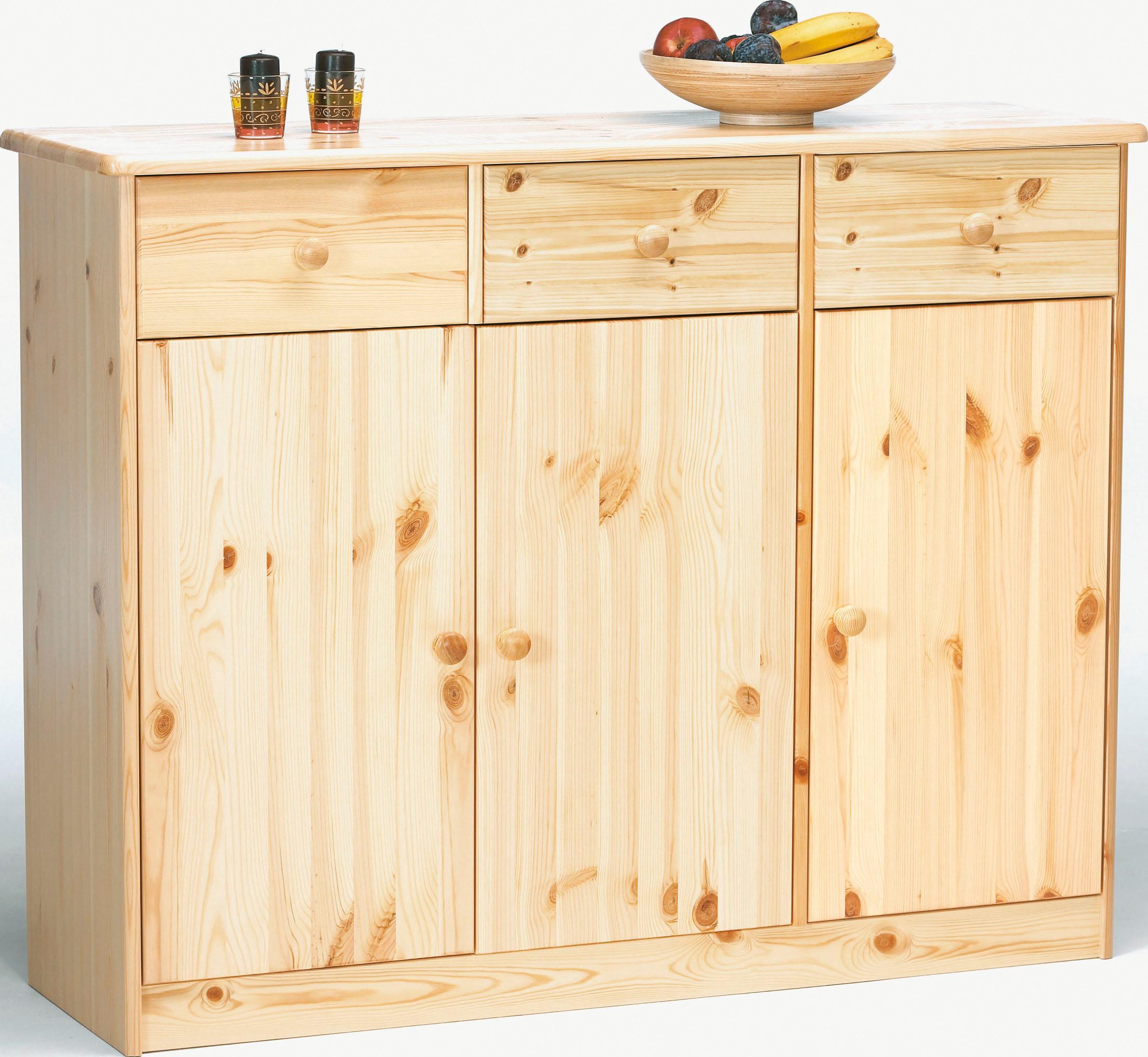 Home affaire Sideboard Mario Breite 115 cm