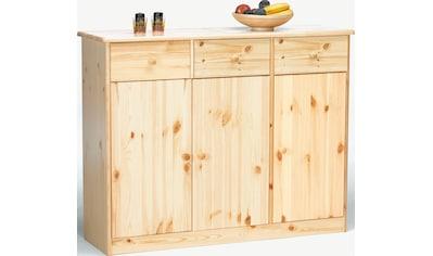 Home affaire Sideboard »Mario«, Breite 115 cm kaufen