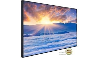 Papermoon Infrarotheizung »Sonnenaufgang über Wolken«, sehr angenehme Strahlungswärme kaufen