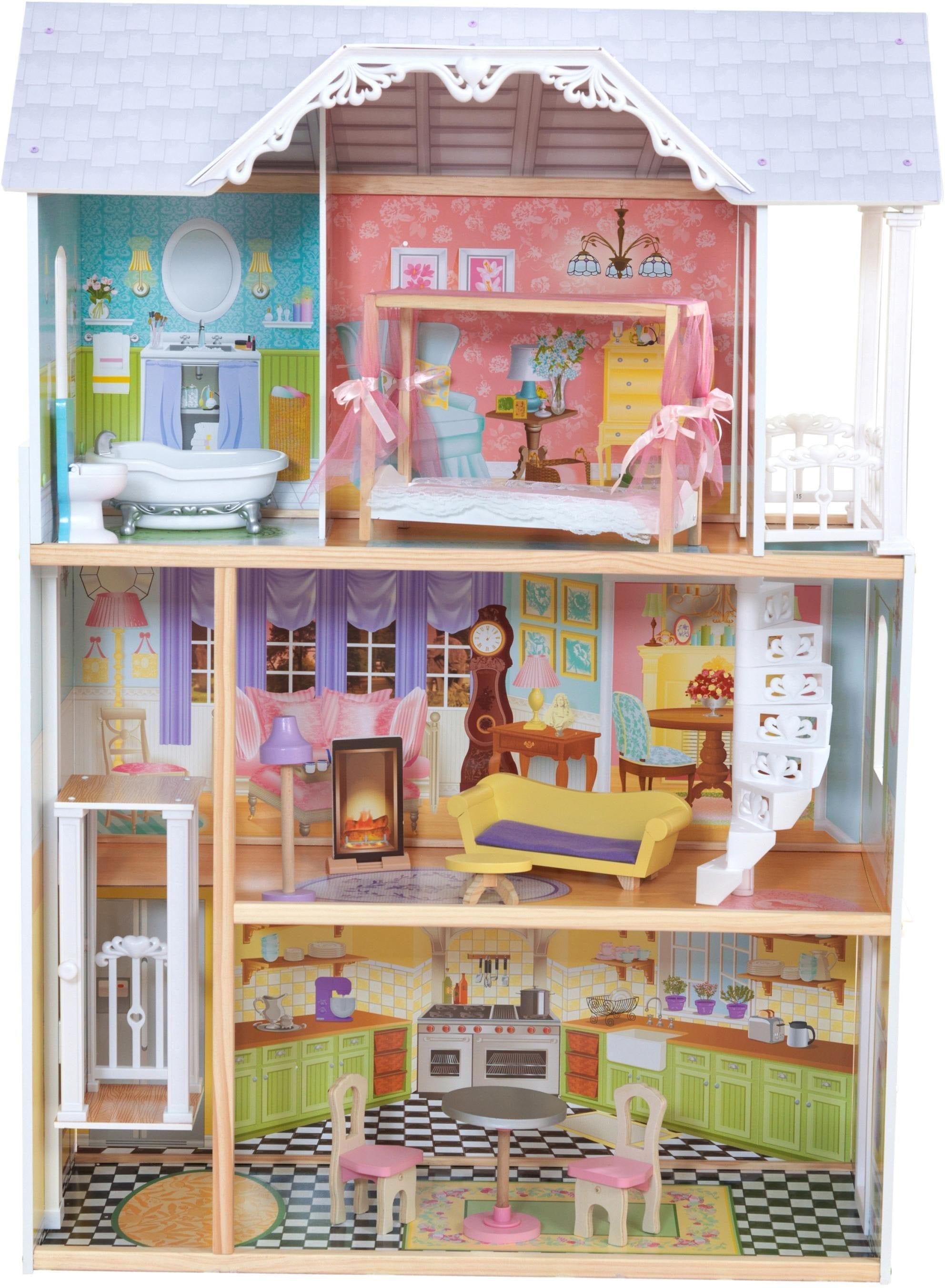 "KidKraft Puppenhaus ""Kaylee"" Kindermode/Spielzeug/Puppen/Puppenhaus"