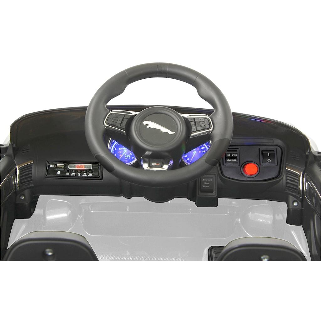 Jamara Elektro-Kinderauto »Ride-on Jaguar F-Type SVR«, ab 3 Jahren, bis 25 kg