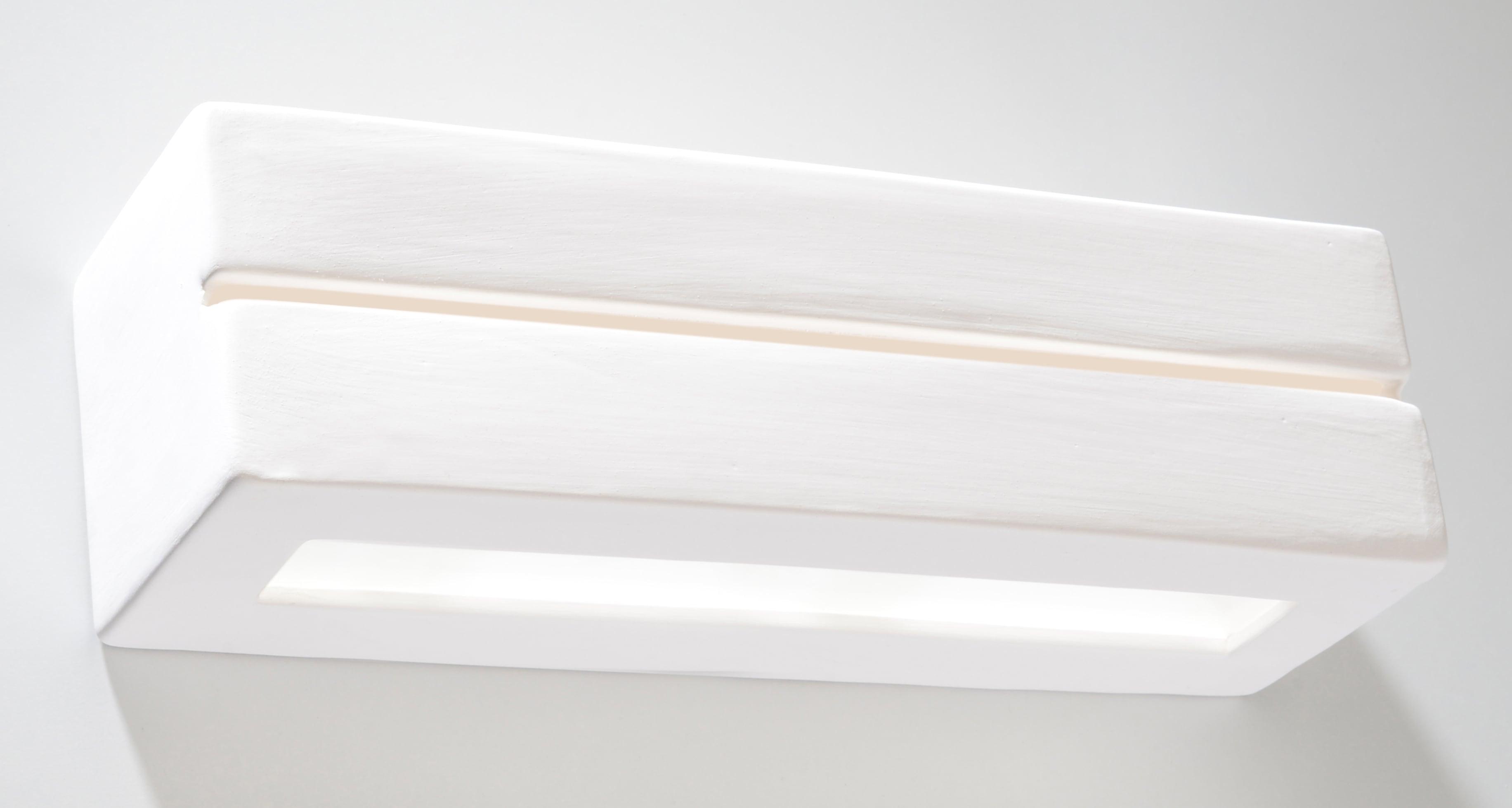 SOLLUX lighting Wandleuchte Vega Line, E27, 1 St.