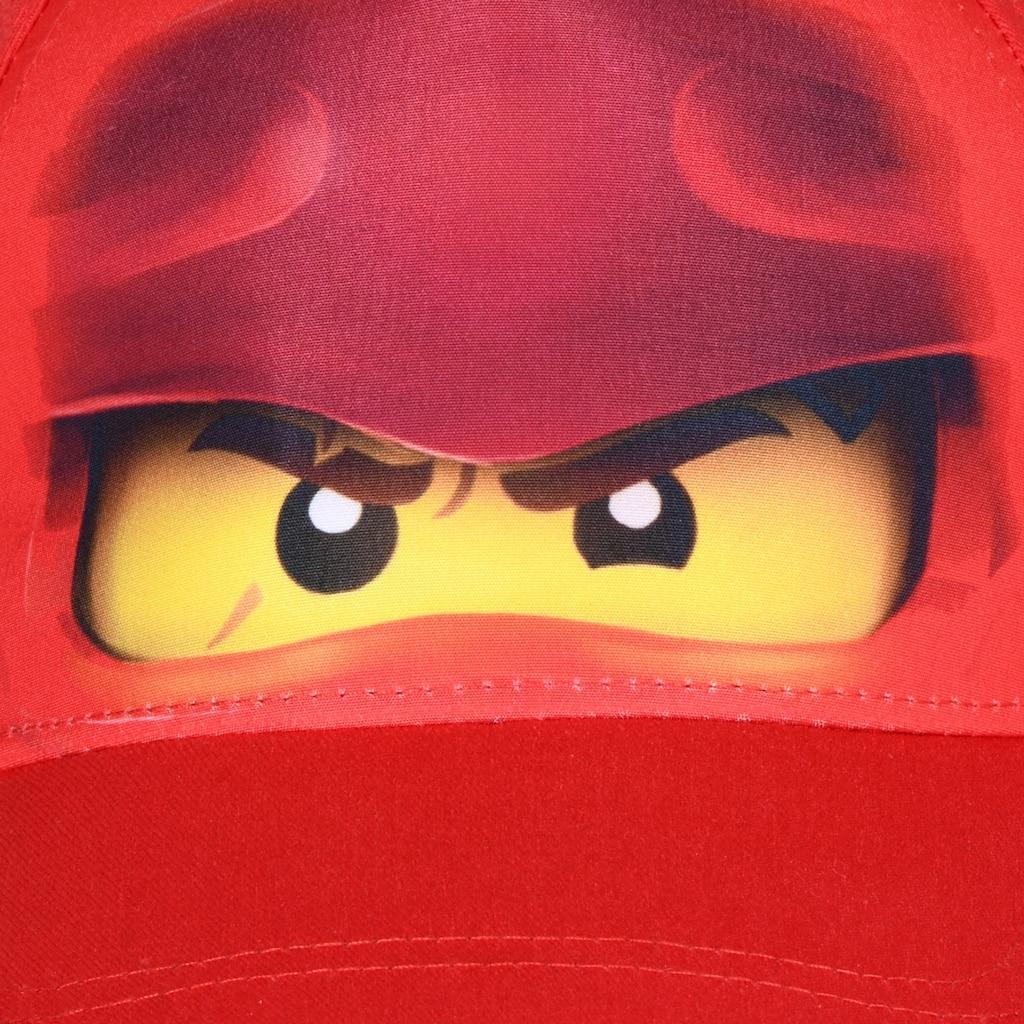 """LEGO® Wear Flex Cap »M12010063«, """" Ninjago KAI Druck"""""""