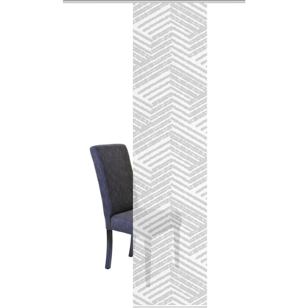 Vision S Schiebegardine »DRIKORI«, HxB: 260x60, Schiebevorhang Bambus-Optik Digitaldruck