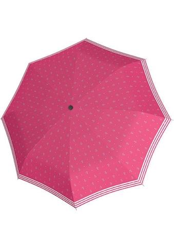 "doppler® Taschenregenschirm ""Fiber Magic Sailor, Rose"" kaufen"