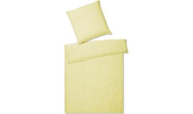 Elegante Bettwäsche »Breeze«, angenehmes Hautgefühl kaufen