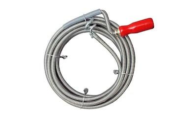 CORNAT Rohrreinigungsspirale, Mit Kurbel und Kralle kaufen