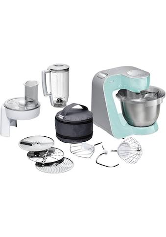 BOSCH Küchenmaschine »CreationLine MUM58020«, 1000 W, 3,9 l Schüssel, vielseitig... kaufen
