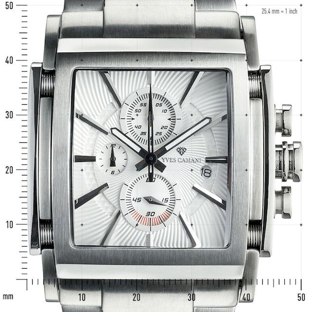 Yves Camani Chronograph »ESCAUT«