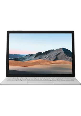Microsoft Surface Book 3 Notebook (34,29 cm / 13,5 Zoll, Intel,Core i7,  -  GB HDD, 256 GB SSD) kaufen