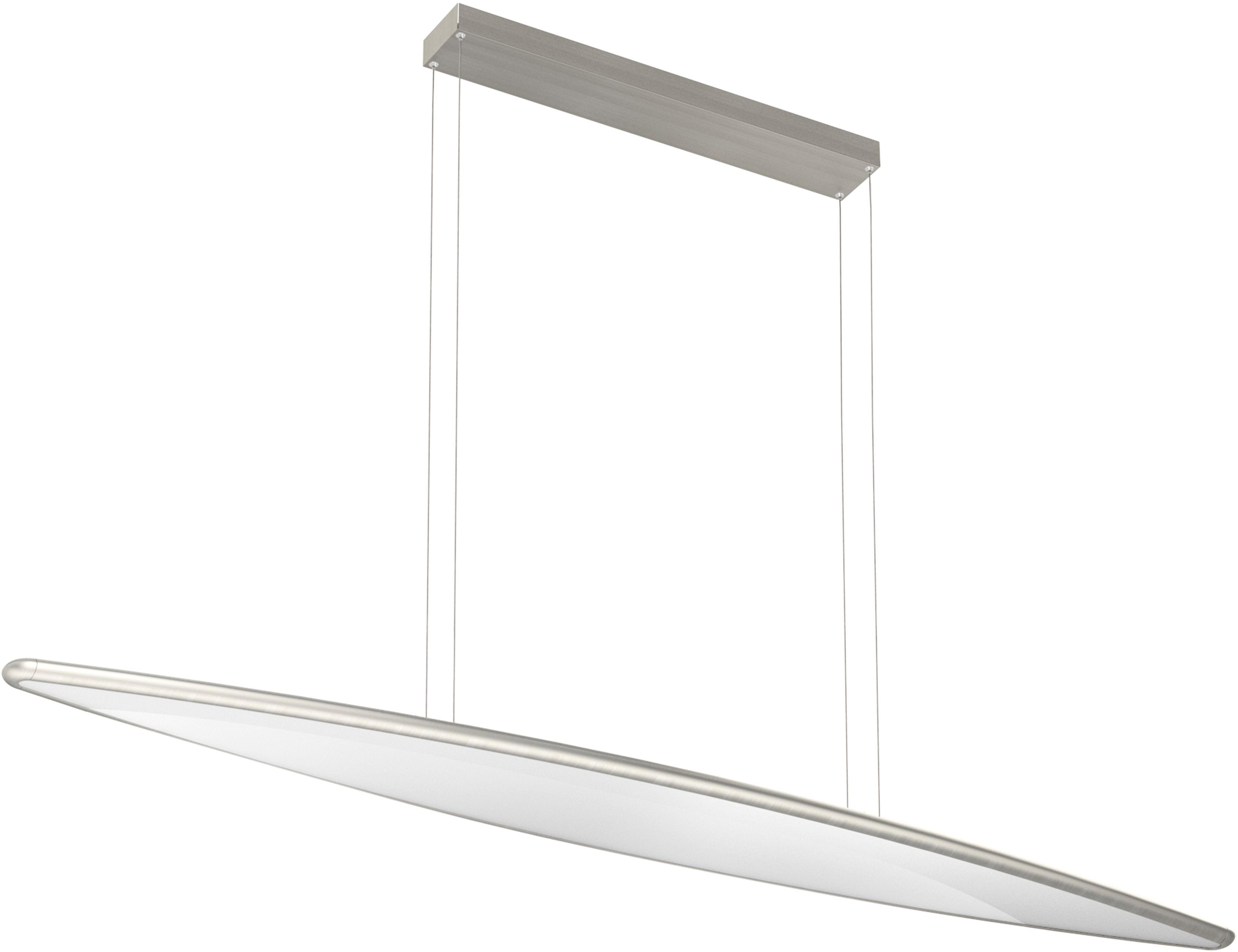 EVOTEC LED Pendelleuchte SKY OVAL, LED-Board, Warmweiß-Neutralweiß-Tageslichtweiß, LED Hängelampe, LED Hängeleuchte, Farbwechsel